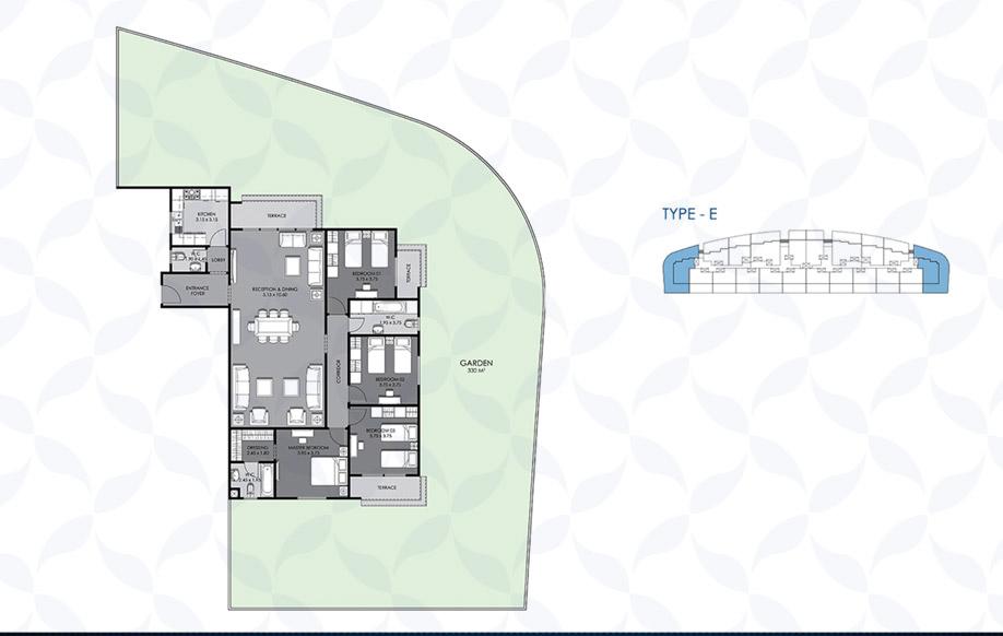 Ground Floor - Type - E VII