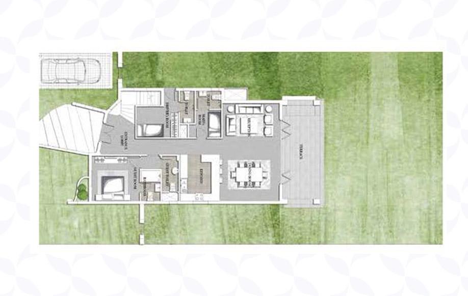 Jefaira Villa B Ground Floor