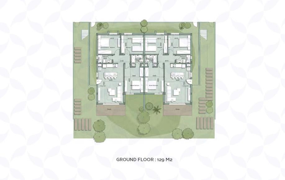 Fouka Bay Chalet C Type 2 Ground Floor