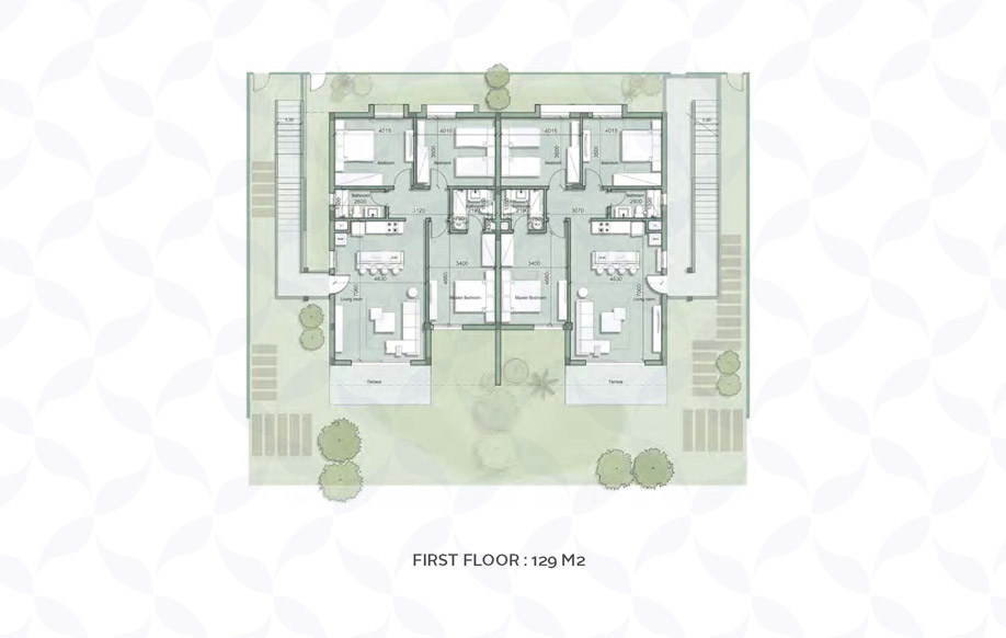 Fouka Bay Chalet C Type 2 First Floor